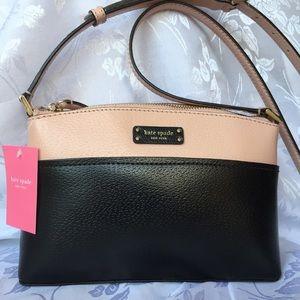 Kate Spade Leather Crossbody, Jeanne